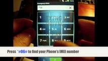 Unlock Motorola   How to Unlock any Motorola Phone by Subsidy Unlock Code Instructions + Tutorial