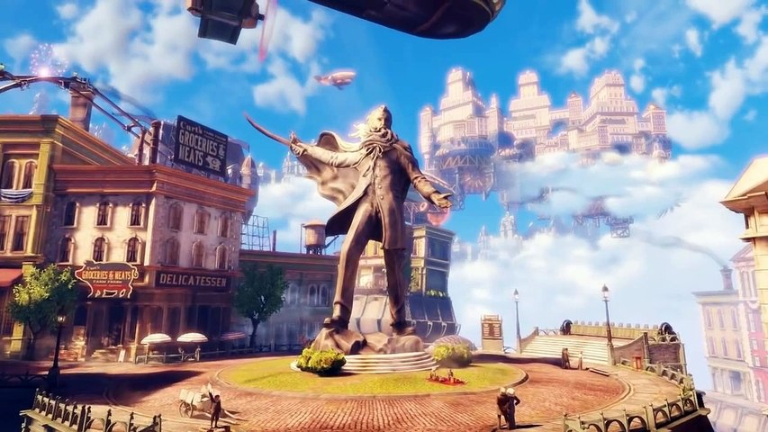 Other Places Columbia (BioShock Infinite)