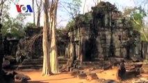 Antiquities Dispute Pits Cambodia Against Establishment (Cambodia news in Khmer)