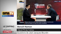 """Panthéonisation de quatre résistants: """"François Hollande crée des événements pour faire président"""""""