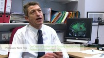 How close are we to finding a cure for dementia? Professor Nick Fox