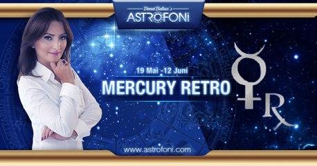 19. Mai - 12. Juni Mercury Retro