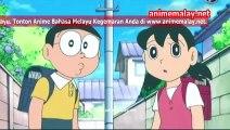 Doraemon Malay Alas Meja Makan