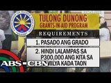 CHED has funds for scholarships