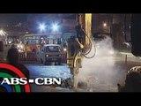 EDSA road reblocking to last all weekend long