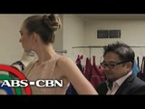Pinoy designer gears up for Oscars