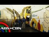 LTFRB : Three RRCG Bus Company buses impounded