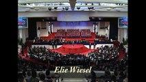 """Elie Wiesel, """" Jews & Gentiles Waiting Together"""""""