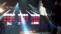 Queen Extravaganza - Marc Martel - We Will Rock You & We Are The Champions (HD)