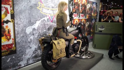 Metal Gear Solid Vehicle Reveal    MCM London Comic Con May 2015 de Metal Gear Solid V : The Phantom Pain
