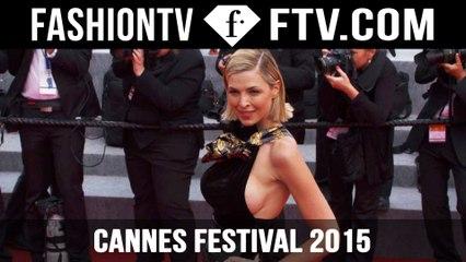 Cannes Film Festival 2015 - Day Nine pt. 1 | FashionTV