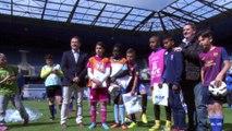 """Finale de la 15ème édition """"HAC mon Parrain"""" au Stade Océane"""