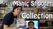 La collection Manic Shooter de Johan