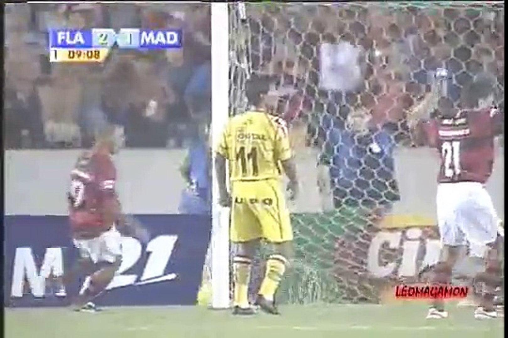 07/03/07 - FINAL TG 2o jogo - Flamengo 4 x 1 Madureira - GOLS - CAMPEÃO TG (TV)
