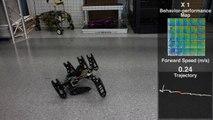 Comme un animal, ce robot apprend à marcher avec une patte cassée.