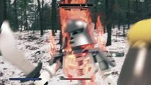 Jeu vidéo LEGO Shoot'em'up POV First Person Shooter