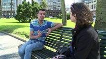 Refugiados sirios buscan nueva vida en Latinoamérica