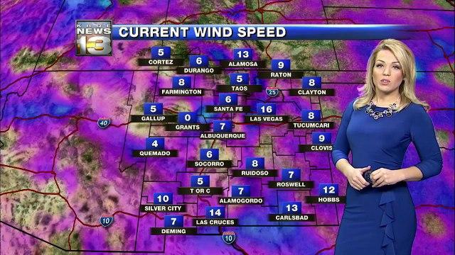 Kristen's Thursday Morning Forecast