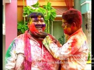 Tarak Mehta Ka Oolta Chasma Holi Celebration