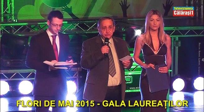 FLORI DE MAI 2015 - GALA LAUREATILOR