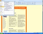 Converting a Word document to HTML