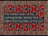 سهراب سپهری   Sohrab Sepehri ,  Sedaye Paye Âab ,  - English -Pt 1