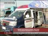 Security tightened in Quirino Grandstand for Nazarene