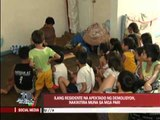 Displaced residents refuse to leave San Juan