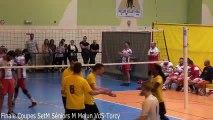 2015-05-08-FINALE COUPE Seine-et-Marne Volley-ball SENIORS-M -MELUN - TORCY -2ème set -