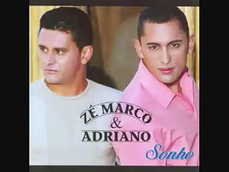 Zé Marco e Adriano ft  Vanessa Bordieri   Deus de Milagres
