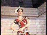 Colleena Shakti: Odissi Classical Dance - Pushkar Temple Dance Festival 2010