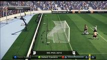 PES 2010 Messi goals