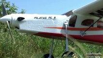 Multiplex Pilatus PC-6 Turbo Porter Maiden
