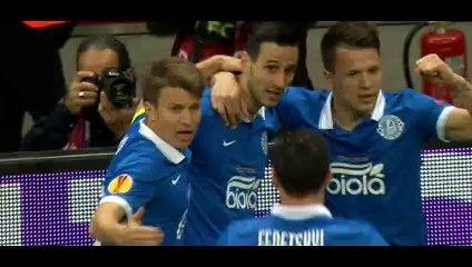 Goal Kalinić – Dnipro 1-0 Sevilla
