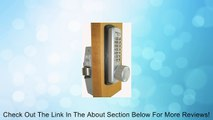 Lockey 310-PMG Mechanical Keyless Knob Panic Trim - Marine Grade Review