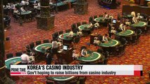 Gov't lets Korean companies in on the bidding for casino complexes