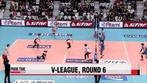 V-League: LIG vs. Korean Air