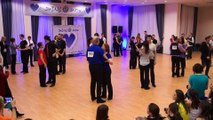 Novice Strictly, Final song 1, Swing and Snow 2015