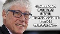 Un bonus de bienvenue à 4 millions d'euros !