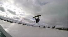 Great trick from Mattias Hoppe