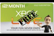 XBOX LIVE GOLD MEMBERSHIP CODES FREE - Updated March 2015