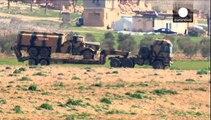 Damas et Téhéran condamnent l'opération turque en Syrie