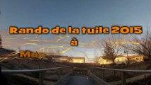 Rando VTT - La rando de la Tuile 2015 à Mauzé Thouarsais