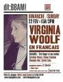 BBAM! Virginia Woolf - SoloVox poésie-musique slam - Février 2015