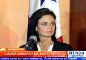 Canciller de Panamá pide que se respeten los derechos de opositores tras detención de Ledezma