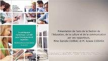 La pédagogie numérique : un défi pour l'enseignement supérieur - cese