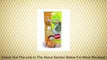 Peter's Chew Toy for Rabbits and Small Animals, Apple Review