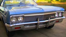Muscle Car Of The Week Video #67- 1966 Chevrolet Impala Super Sport 427 4-Speed L72