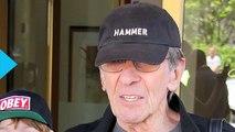 Leonard Nimoy -- Hospitalized For Severe Chest Pains