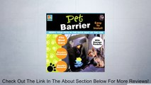 Duke's Auto Pet Barrier with Storage Pockets Review